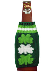 Irish St. Patrick's Day Bottle Cozy (Assorted)