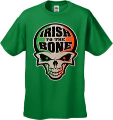 Irish To The Bone Men's T-Shirt