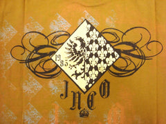 "JNCO Clothing - JNCO Tshirt ""Crusaders Creed"""