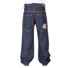 JNCO Jeans - JNCO Half Pipes Jeans (Rinse Wash)