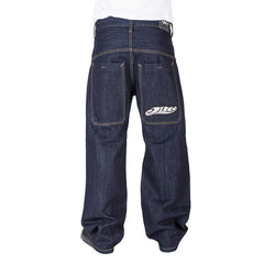 JNCO Jeans - JNCO Smoke Stacks Jeans (Rinse Wash)