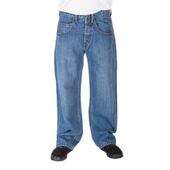 JNCO Jeans - JNCO Smoke Stacks Jeans (Stone Wash)