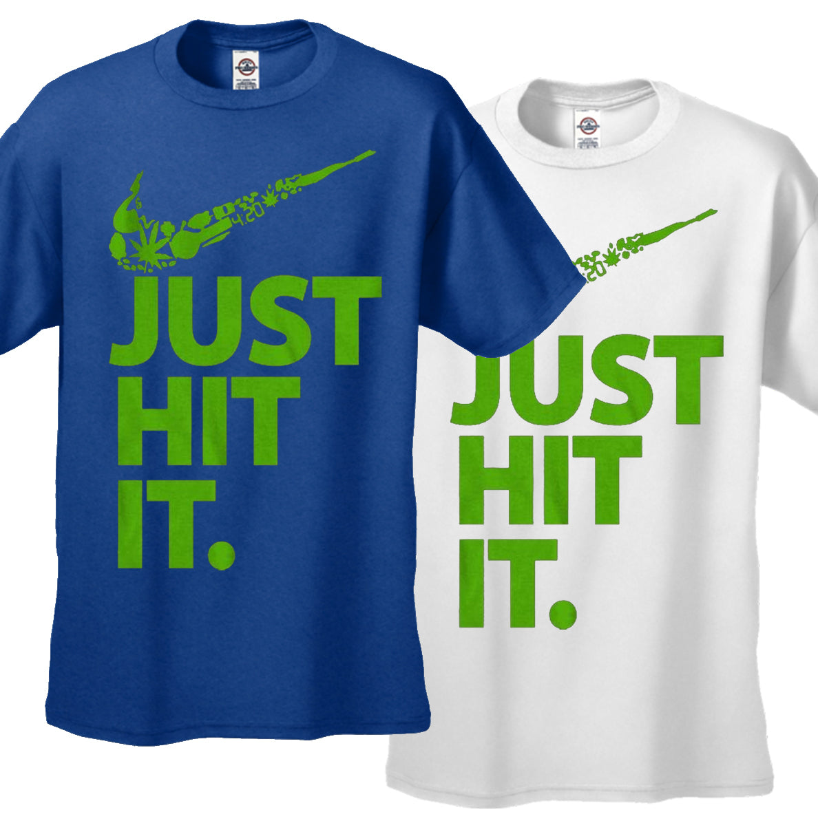 Just Hit It Men's T-Shirt
