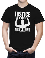 Justice For Michael Brown Men's T-Shirt