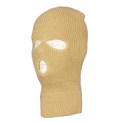 Kahki Winter Ski Mask