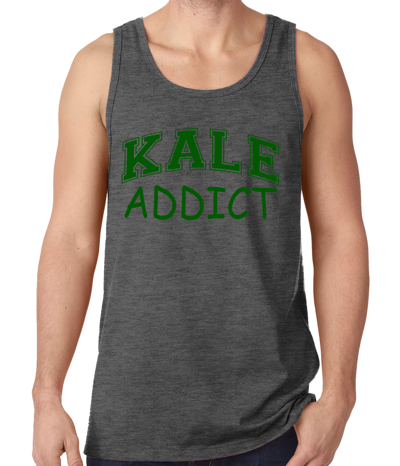 Kale Addict Tank Top