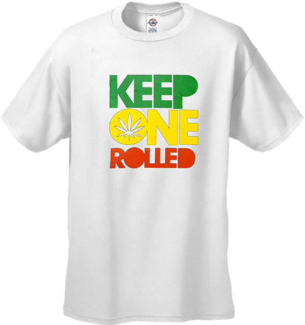Keep One Rolled Men's T-Shirt