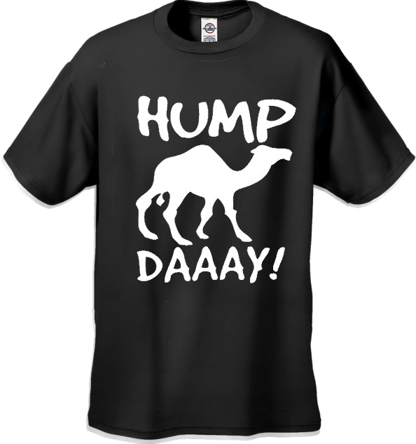 Kids Hump Day Camel T-Shirt (Black)