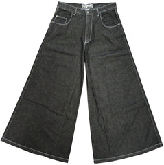 "Kikwear Jeans - Kikwear 42"" Severe Denim Pants (Black)"