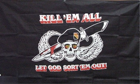 Kill'em All Flag