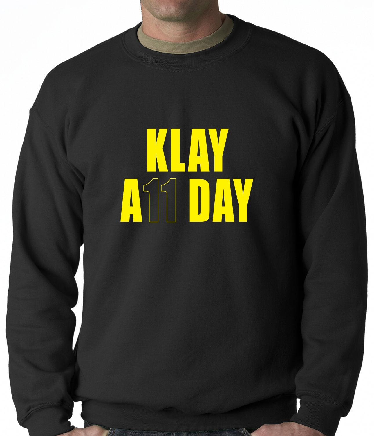 Klay All Day Adult Crewneck