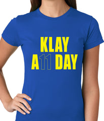 Klay All Day Ladies T-shirt