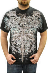 "Konflic Clothing ""Battle Griffin"" T-Shirt"