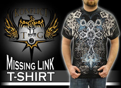 "Konflic Clothing ""Missing Link"" T-Shirt"