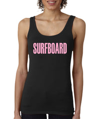 Ladies Surfboard Tank Top