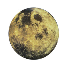 Large 16 Inch Glow in the Dark 3-D Moon