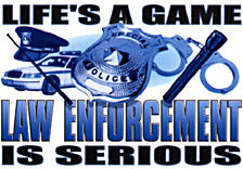 Law Enforcement T-Shirt