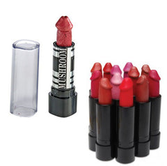Lips Dick Real Penis Shaped Lip Stick (Assorted Colors)