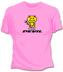 Little Devil Girls T-Shirt