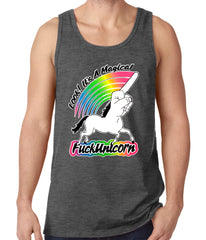 Look It's A Magical F*ckunicorn Funny Tank Top