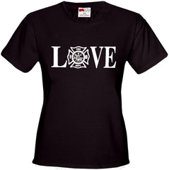 LOVE FD Girl's T-Shirt