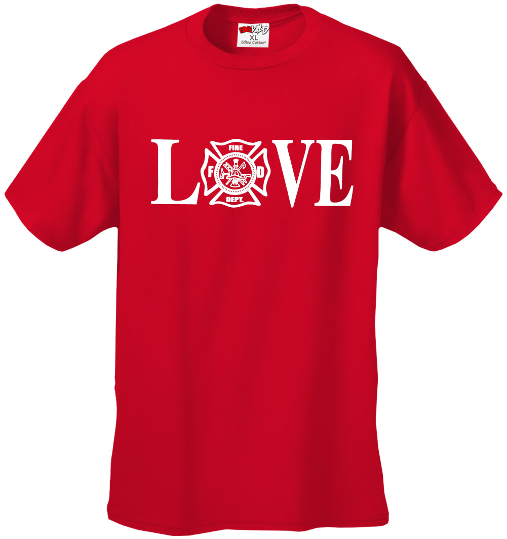 LOVE FD Men's T-Shirt