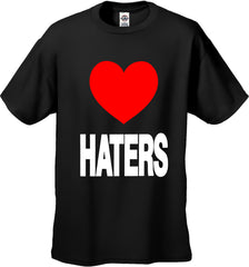 Love Haters Men's T-Shirt