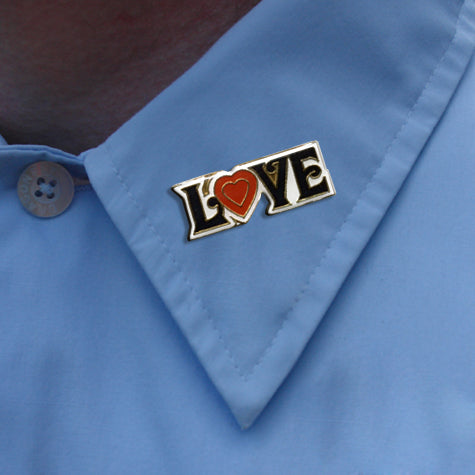 Love Lapel Pin