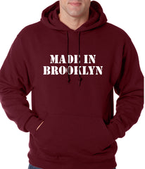 Made In Brooklyn Adult Hoodie