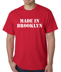 Made In Brooklyn Mens T-shirt