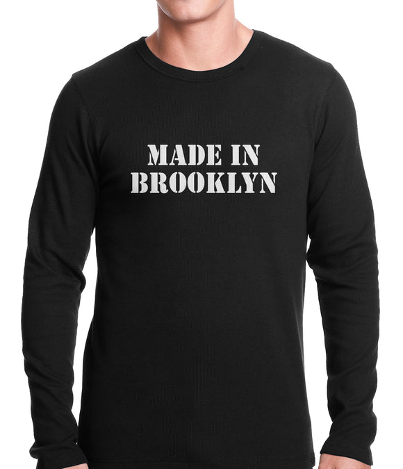 Made In Brooklyn Thermal Shirt