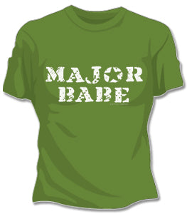 Major Babe Girls T-Shirt