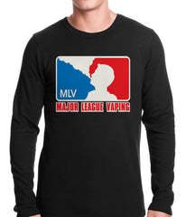 Major League Vaping Thermal Shirt
