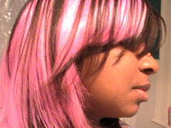 Manic Panic Hair Dye - Cotton Candy Pink Manic Panic Amplified Hair Dye