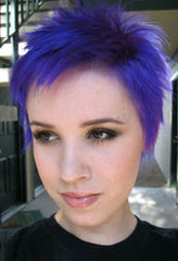 Manic Panic Hair Dye - Ultra Violet Manic Panic Amplified Hair Dye