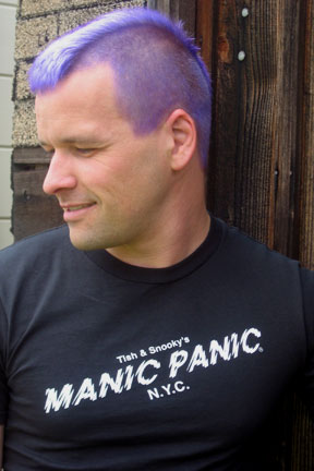 Manic Panic Hair Dye - Electric Amethyst Hair Color