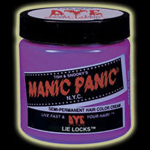 Manic Panic Lie Locks Hair Dye
