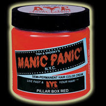 Manic Panic Hair Dye - Pillarbox Red Hair Color