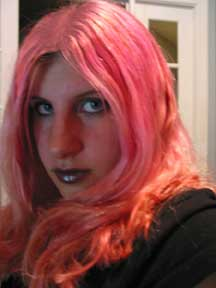 Manic Panic Dye - Pretty Flamingo Hair Color