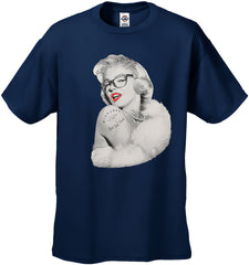 Marilyn Monroe Diamonds Girl's Best Friend Men's T-Shirt