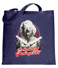 "Marilyn Monroe ""Original Gangster"" Tote Bag"