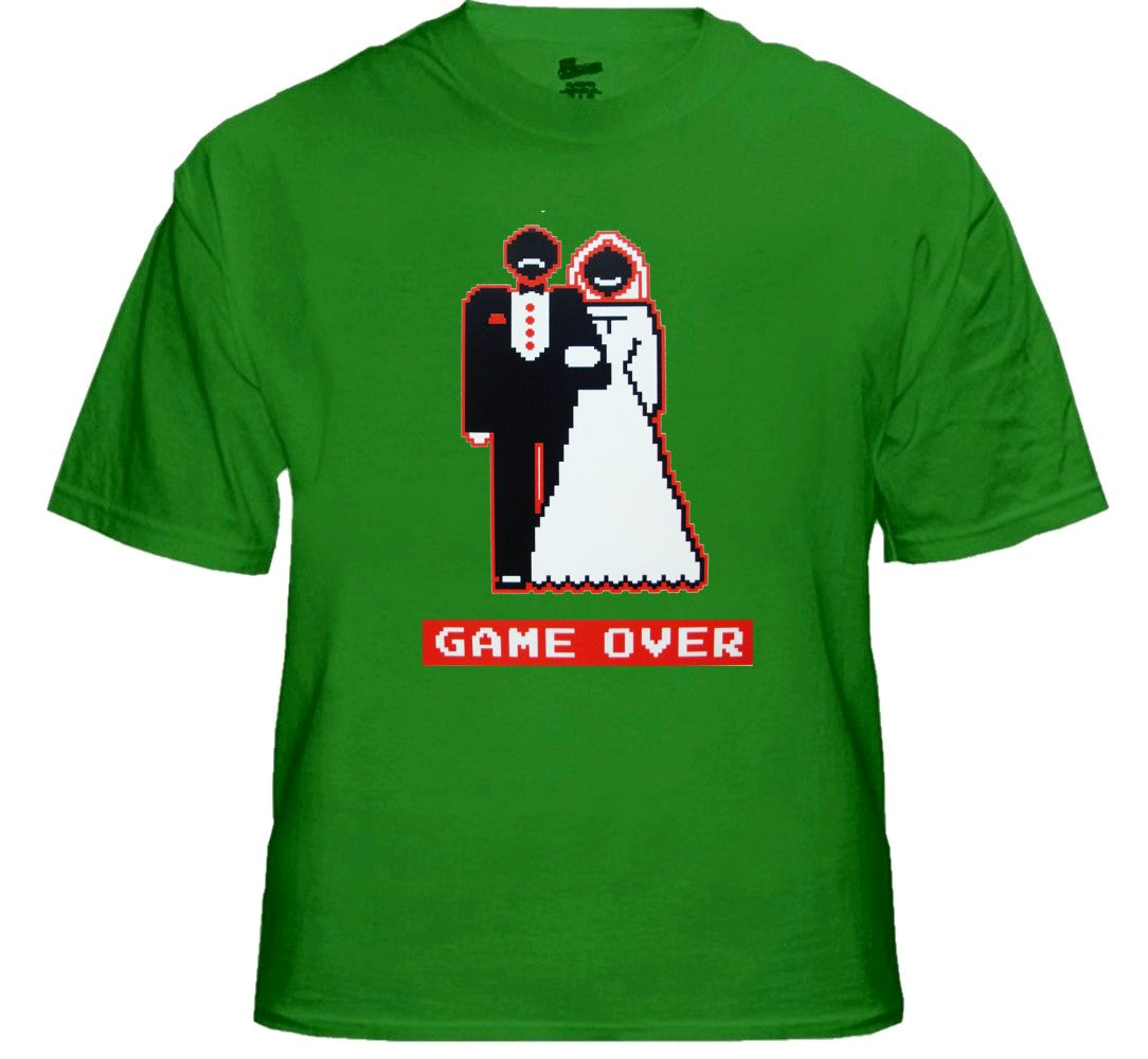 Marriage Game Over  T-Shirt