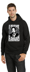 Martin Luther King Quotes Adult Hoodie