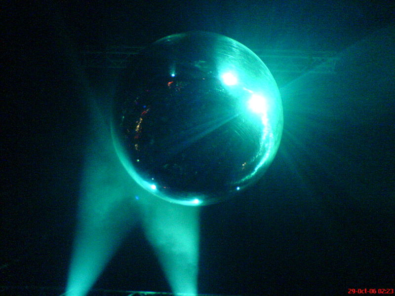 "Massive Ballroom Size 20"" Mirror Disco Ball"