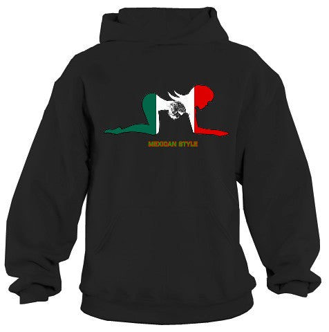 Mexican Style Hoodie