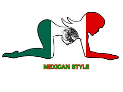 Mexican Style T-Shirt