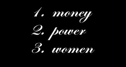 Money Power Women Men's T-Shirt