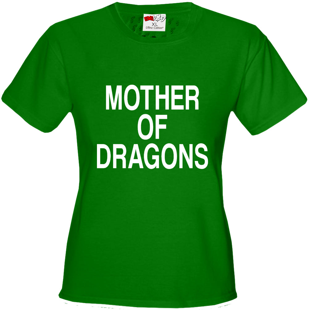 Mother Of Dragons Girl's T-shirt