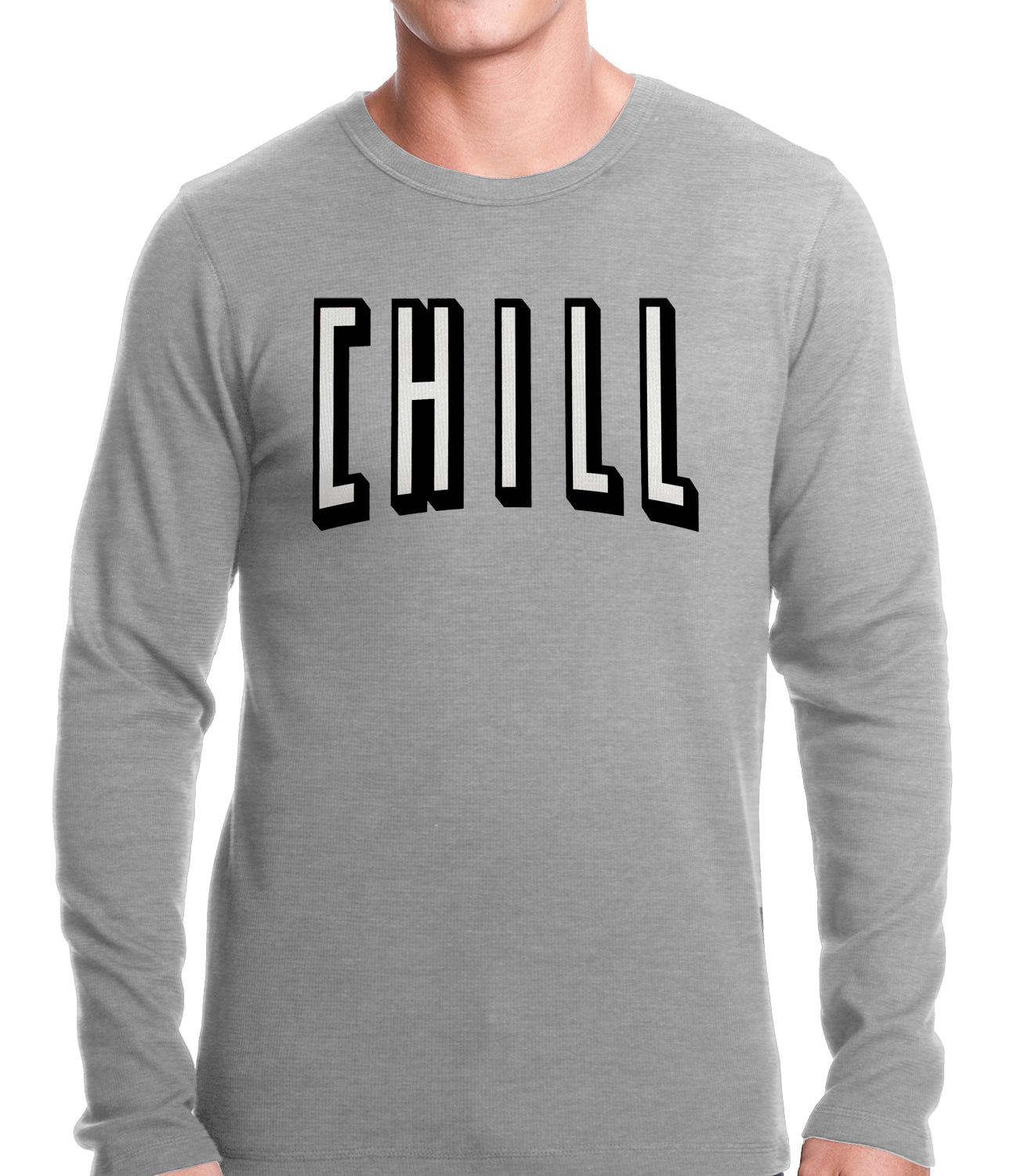 Movie & Chill Funny Hook-up Thermal Shirt