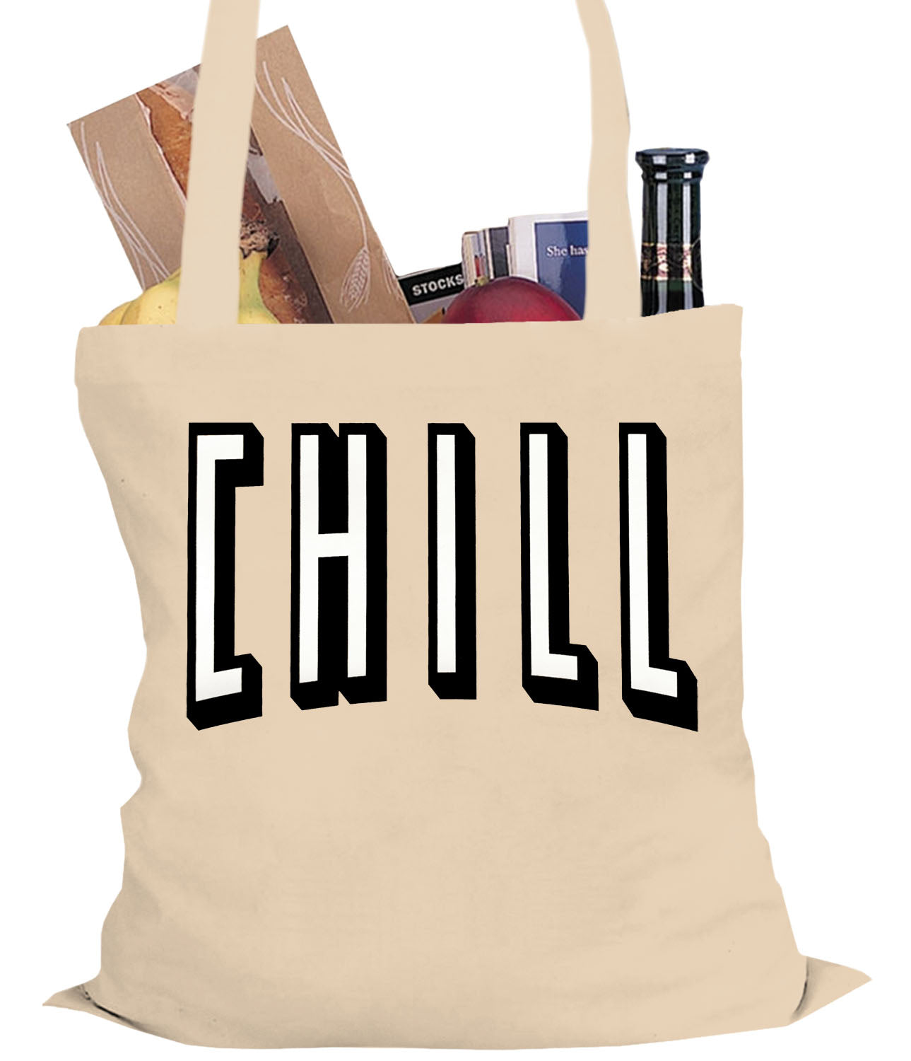 Movie & Chill Funny Hook-up Tote Bag